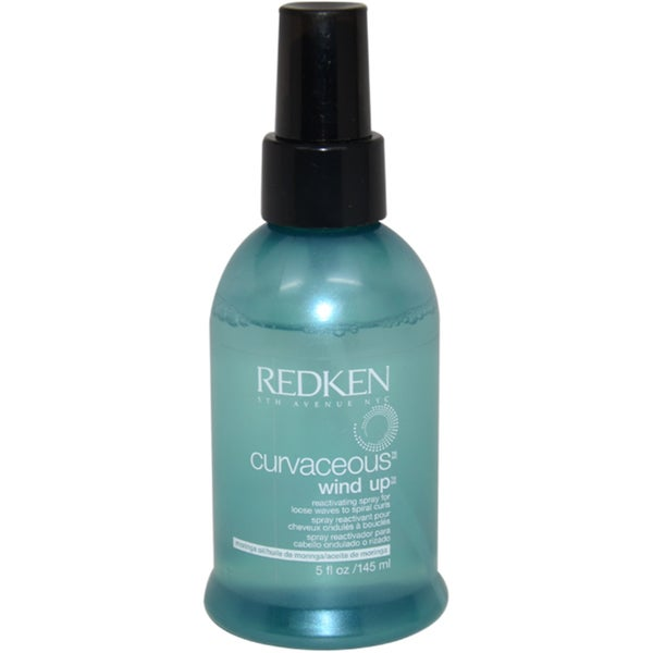 Redken Curvaceous Wind Up Reactivating 5-ounce Hair Spray