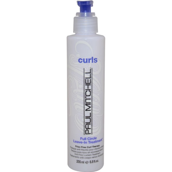 Paul Mitchell Curls Full Circle Leave-In 6.8-ounce Treatment