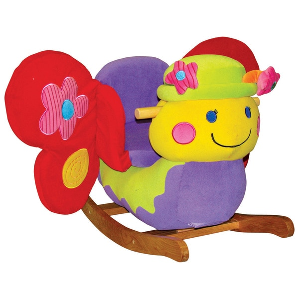 Butterfly Rocker with Sound