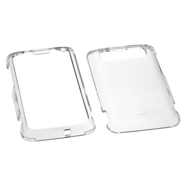 INSTEN T-Clear Phone Case Cover for HTC Trophy