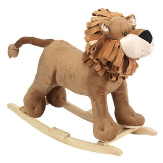 Linus Lion Rocker