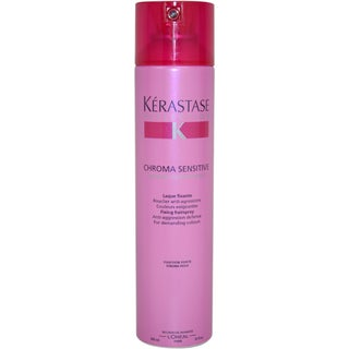 Kerastase Reflection Chroma Sensitive Fixing 10-ounce Hairspray