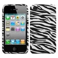 BasAcc Zebra Skin Candy Skin Case for Apple iPhone 4/ 4S