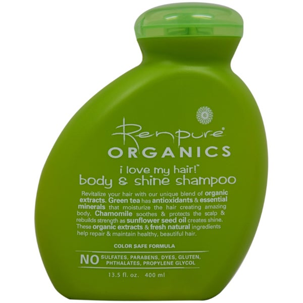 Renpure Organics I Love My Hair Body & Shine 13.5-ounce Shampoo