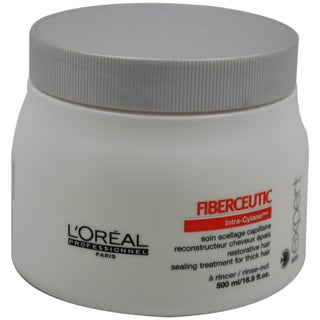 L'Oreal Serie Expert Fiberceutic Replenishing 16.9-ounce Mask