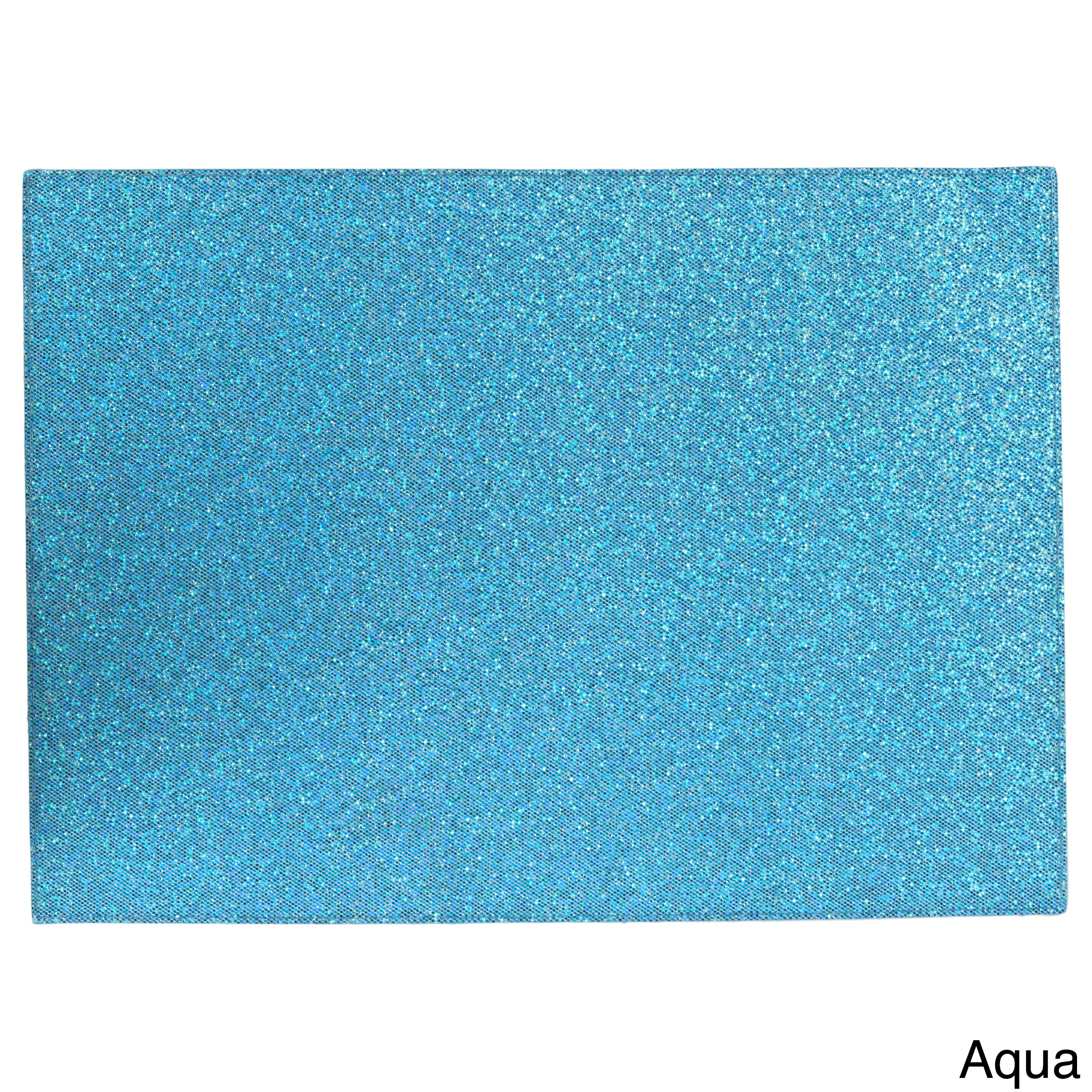 IMPULSE! Glitter Placemats (Set of 6)