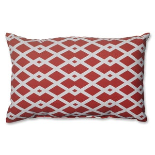 Pillow Perfect Graphic Pomegranate Rectangular Throw Pillow