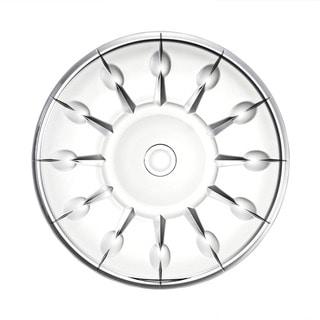 Gorham Hartfield Crystal Platter