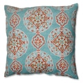Pillow Perfect Mirage Medallion 23-inch Decorative Pillow