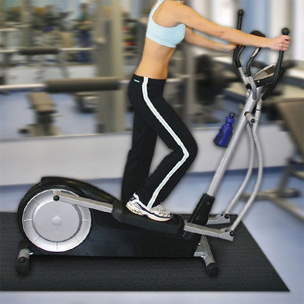 Star Trac Treadmill Youtube: Rubber-Cal Elliptical Mat