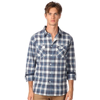 191 Unlimited, Mens, Slim Fit, Woven Shirt