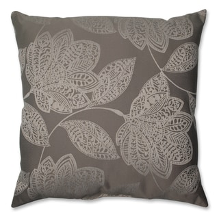 Pillow Perfect Beatrice Jute 23-inch Decorative Pillow