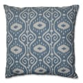 Pillow Perfect Ikat Empire Yacht 23-inch Decorative Pillow