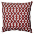Pillow Perfect Graphic Pomegranate 18-inch Throw Pillow