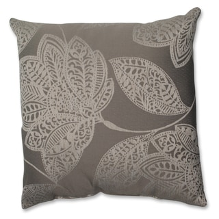 Pillow Perfect Beatrice Jute 16.5-inch Throw Pillow