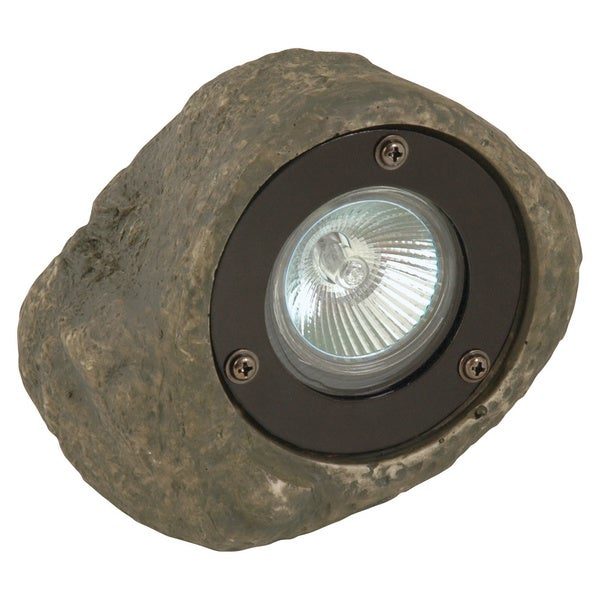 Coleman Cable 1-light Low Voltage Rock Spotlight