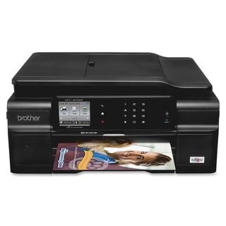 Brother Work Smart MFC-J870DW Inkjet Multifunction Printer - Color -