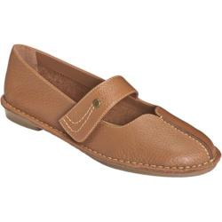 Women's Aerosoles Awaken Dark Tan Leather