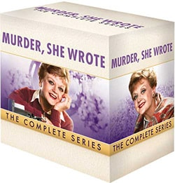 Murder, She Wrote: The Complete Series (DVD)