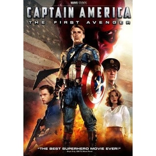 Captain America: The First Avenger (DVD) 11542937