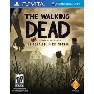 PS Vita - The Walking Dead Complete