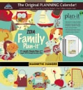Family 17-Month 2014 Classic Plan-It Calendar (Calendar)