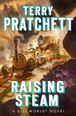 Raising Steam (Hardcover)