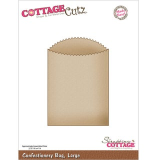 CottageCutz Die-Large Confectionery Bag Made Easy
