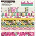 Kate & Co. Paper Pad 6X6in 24/Sheets-Cambridge Court
