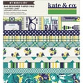 Kate & Co. Paper Pad 6X6in 24/Sheets-Oxford Lane