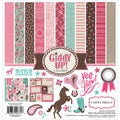 Giddy Up Girl Collection Kit 12X12in