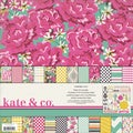 Kate & Co. Paper & Accessories Kit 12 x 12 Cambridge Court