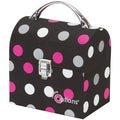 Creative Options Treasure Trunk -Black/Magenta/Silver