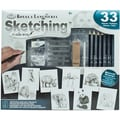Royal Brush Sketching Made Easy Box Set