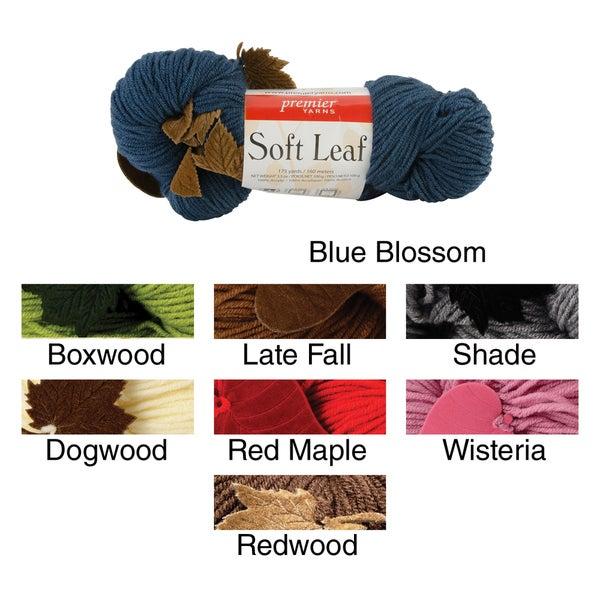 Soft Leaf Yarn