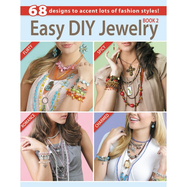 Leisure Arts-Easy DIY Jewelry Book 2