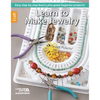 Leisure Arts-Learn To Make Jewelry