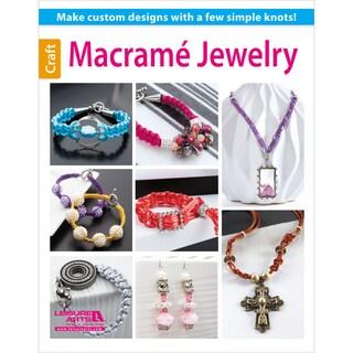 Leisure Arts-Macrame Jewelry