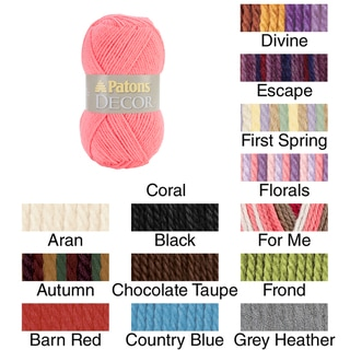208-yard Decor Yarn