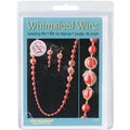 Whimsical Wire Necklace and Earrings Kit-Chili Pepper