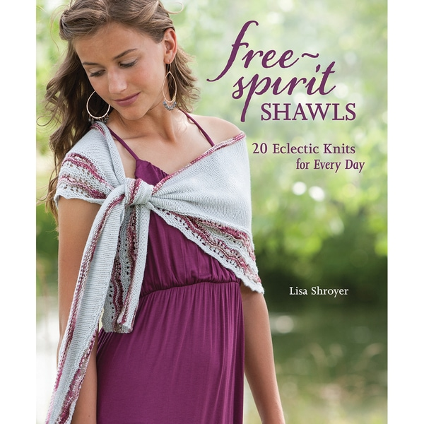 Interweave Press-Free Spirit Shawls
