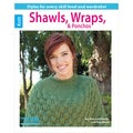 Leisure Arts-Shawls, Wraps, & Ponchos