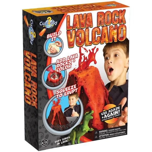 Curiosity Kits-Lava Rock Volcano