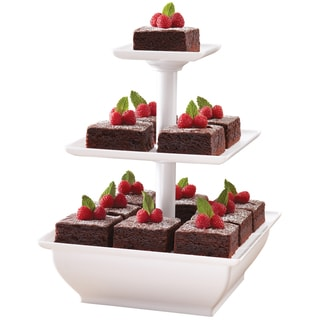 Snack Server Three Tiered Stand