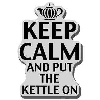 Stampendous Cling Rubber Stamp-Kettle On