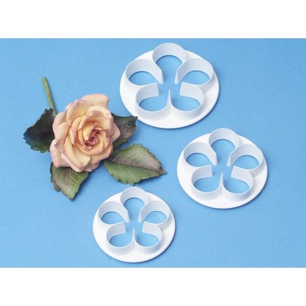 Petal Cutter Set 3 Pieces-Five Petal