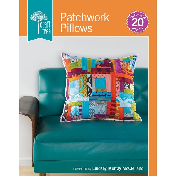 Interweave Press-Craft Tree Patchwork Pillows