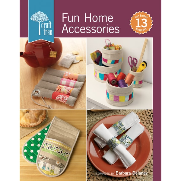 Interweave Press-Craft Tree Fun Home Accessories