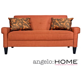 angelo:HOME Ennis California Vintage Orange Sofa