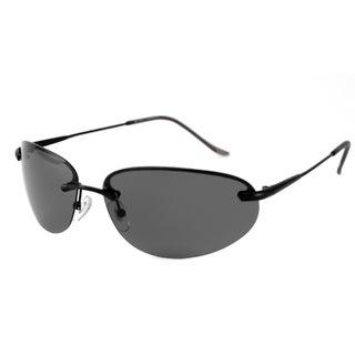 Alta Vision Men's/ Unisex Laguna Polarized/ Rimless Sunglasses